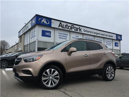 2019 Buick Encore Preferred (Stk: 19-28408) in Brampton - Image 1 of 25