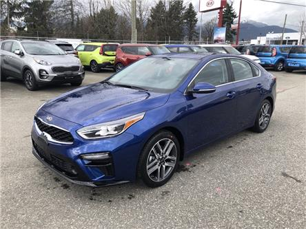2020 Kia Forte EX Limited (Stk: K02-3566) in Chilliwack - Image 1 of 17