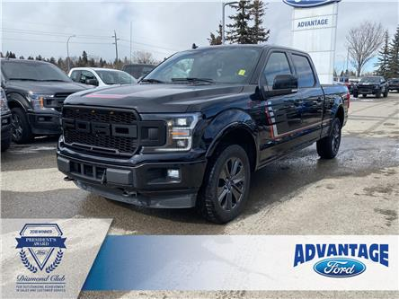 2018 Ford F-150 Lariat (Stk: L-782A) in Calgary - Image 1 of 11