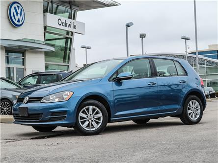 2016 Volkswagen Golf 1.8 TSI Trendline (Stk: 8036V) in Oakville - Image 1 of 22