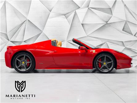 2013 Ferrari 458 Base (Stk: ) in Woodbridge - Image 1 of 50