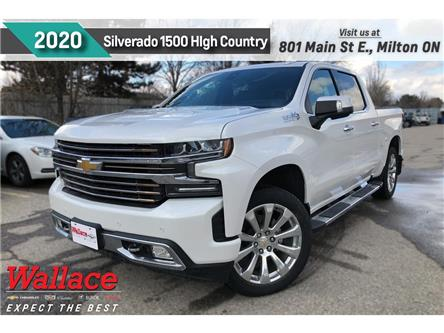 2020 Chevrolet Silverado 1500 High Country (Stk: 236837) in Milton - Image 1 of 15
