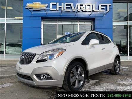 2013 Buick Encore Convenience (Stk: 19458B) in Ste-Marie - Image 1 of 28
