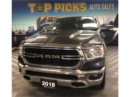 2019 RAM 1500 Big Horn (Stk: 579661) in NORTH BAY - Image 1 of 28