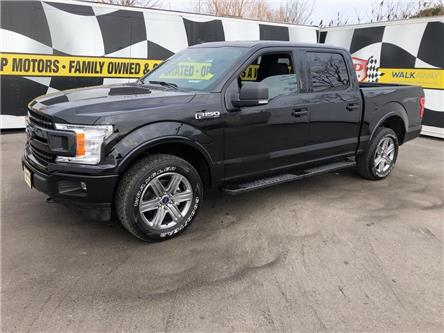 2019 Ford F-150 XLT Sport (Stk: 49091) in Burlington - Image 1 of 27