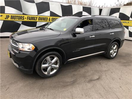 2011 Dodge Durango Citadel (Stk: 48911A) in Burlington - Image 1 of 29