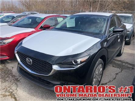 2020 Mazda CX-30 GS (Stk: 85475) in Toronto - Image 1 of 5