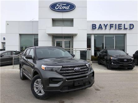 2020 Ford Explorer XLT (Stk: EX20400) in Barrie - Image 1 of 16