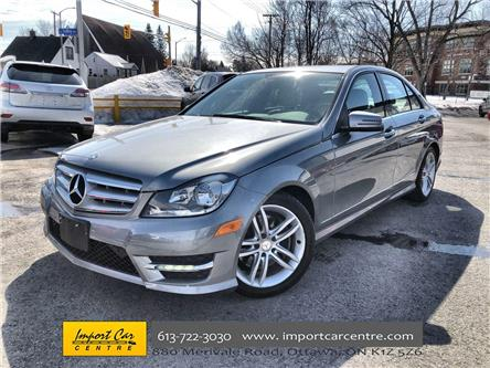2013 Mercedes-Benz C-Class Base (Stk: 828519) in Ottawa - Image 1 of 23