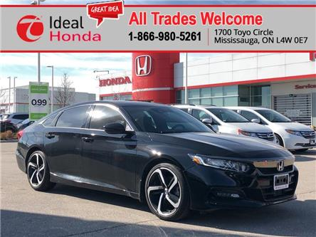 2018 Honda Accord Sport (Stk: 67057) in Mississauga - Image 1 of 19