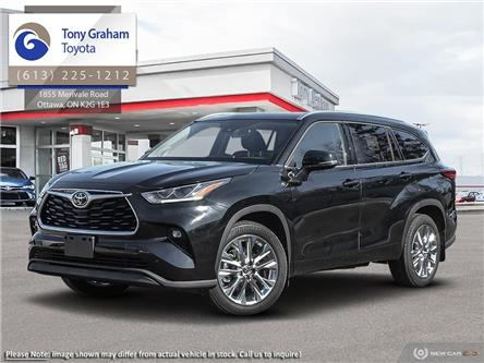 2020 Toyota Highlander Limited (Stk: 59257) in Ottawa - Image 1 of 23