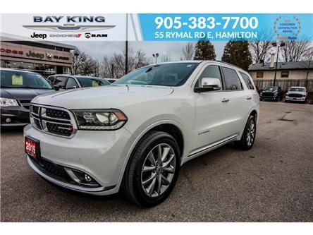 2019 Dodge Durango Citadel (Stk: 7040) in Hamilton - Image 1 of 30