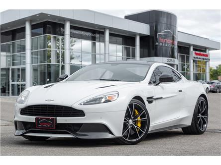 2014 Aston Martin Vanquish V12|NAV|REAR CAM|VENTED SEATS|BANG&OLUFSEN|565 HP! (Stk: 19MSC1301A) in Mississauga - Image 1 of 34