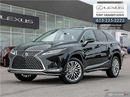 2020 Lexus RX 350 Base (Stk: P8802) in Ottawa - Image 1 of 29