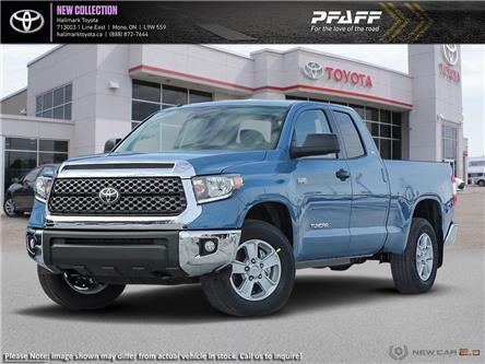 2020 Toyota Tundra 4x4 Dbl Cab SR5 5.7 6A (Stk: H20407) in Orangeville - Image 1 of 24