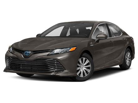 2020 Toyota Camry Hybrid LE (Stk: 208150) in Scarborough - Image 1 of 9