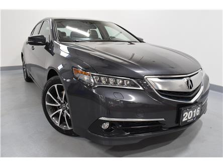 2016 Acura TLX Elite (Stk: 801260T) in Brampton - Image 1 of 21