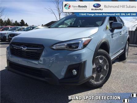 2020 Subaru Crosstrek Sport w/Eyesight (Stk: 34402) in RICHMOND HILL - Image 1 of 22