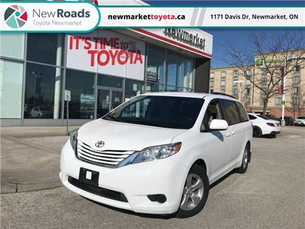 2017 Toyota Sienna LE 8 Passenger (Stk: 350691) in Newmarket - Image 1 of 24