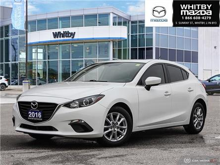 2016 Mazda Mazda3 Sport GS (Stk: P17558) in Whitby - Image 1 of 27