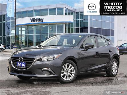 2016 Mazda Mazda3 Sport GS (Stk: P17560) in Whitby - Image 1 of 27