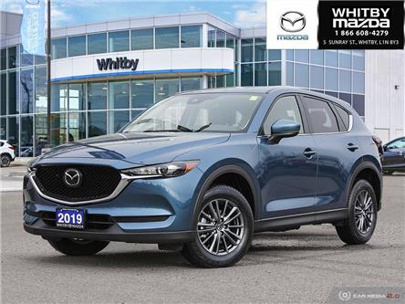 2019 Mazda CX-5 GS (Stk: 2190A) in Whitby - Image 1 of 27