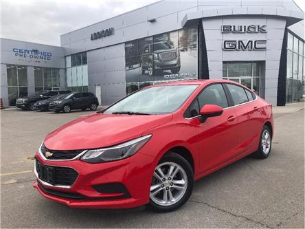 2016 Chevrolet Cruze LT Auto (Stk: U607648) in Mississauga - Image 1 of 22