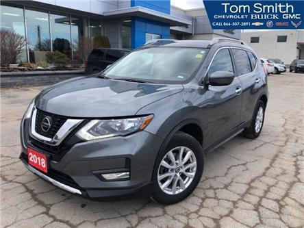 2018 Nissan Rogue SV (Stk: 31776R) in Midland - Image 1 of 21