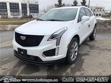 2020 Cadillac XT5 Sport (Stk: 196104) in Bolton - Image 1 of 14