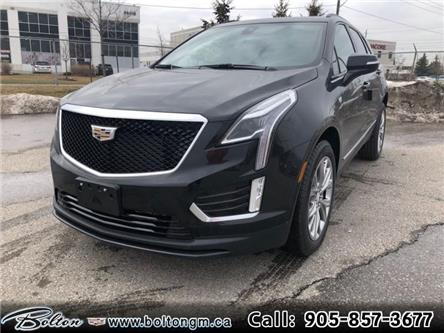 2020 Cadillac XT5 Sport (Stk: 185058) in Bolton - Image 1 of 14