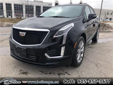 2020 Cadillac XT5 Sport (Stk: 187377) in Bolton - Image 1 of 14