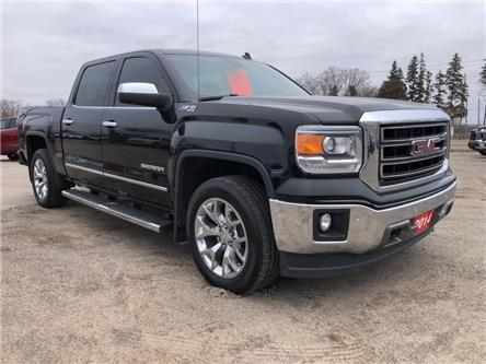 2014 GMC Sierra 1500 SLT (Stk: 20G116A) in Tillsonburg - Image 1 of 30