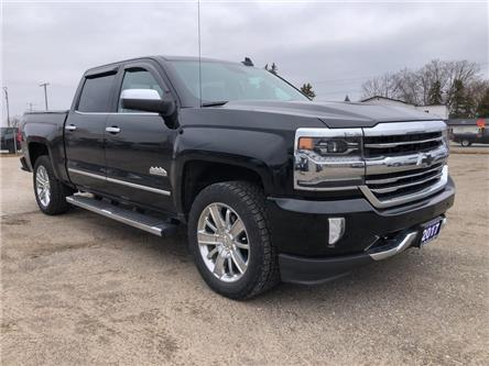 2017 Chevrolet Silverado 1500 High Country (Stk: 20G86A) in Tillsonburg - Image 1 of 30