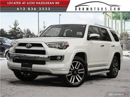 2017 Toyota 4Runner SR5 (Stk: 6034) in Stittsville - Image 1 of 27