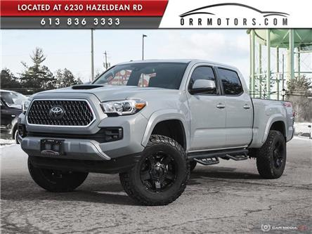 2018 Toyota Tacoma SR5 (Stk: 6043) in Stittsville - Image 1 of 27
