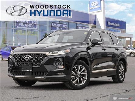 2019 Hyundai Santa Fe Preferred 2.4 (Stk: P1503) in Woodstock - Image 1 of 27
