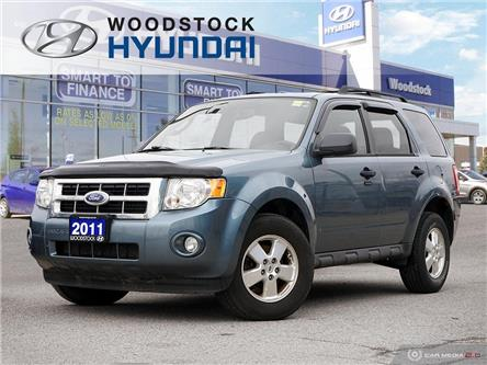 2011 Ford Escape  (Stk: P1492A) in Woodstock - Image 1 of 27