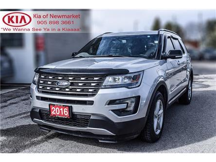 2016 Ford Explorer XLT (Stk: P0964A) in Newmarket - Image 1 of 21