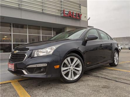 2015 Chevrolet Cruze  (Stk: K3922A) in Chatham - Image 1 of 23
