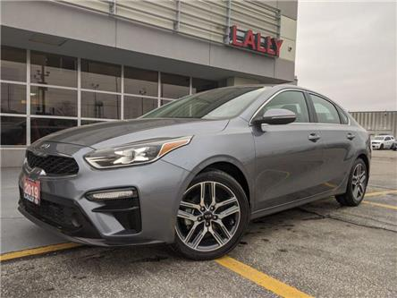 2019 Kia Forte EX (Stk: K3928) in Chatham - Image 1 of 24