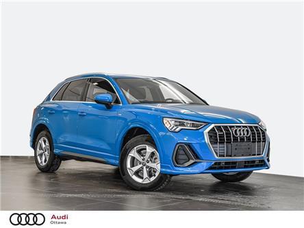 2019 Audi Q3 2.0T Technik (Stk: 53276A) in Ottawa - Image 1 of 21