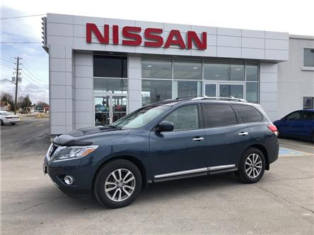 2015 Nissan Pathfinder SL (Stk: 20041A) in Sarnia - Image 1 of 20