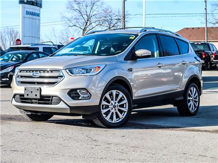 2017 Ford Escape Titanium (Stk: P51257) in Newmarket - Image 1 of 27