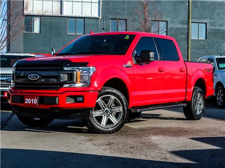2018 Ford F-150 XLT (Stk: 26608A) in Newmarket - Image 1 of 27