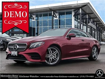 2018 Mercedes-Benz E-Class Base (Stk: 38186D) in Kitchener - Image 1 of 30