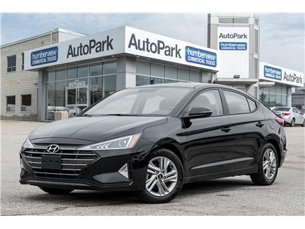 2020 Hyundai Elantra Preferred (Stk: APR7295) in Mississauga - Image 1 of 19