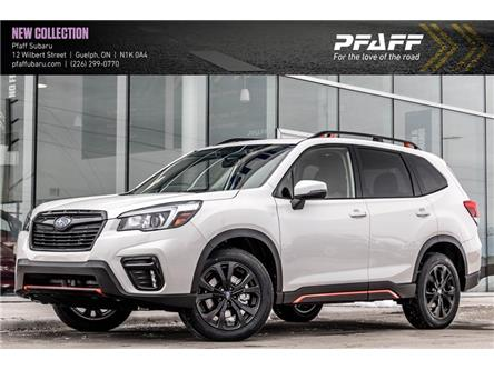2020 Subaru Forester Sport (Stk: S00534) in Guelph - Image 1 of 22