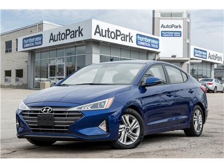 2019 Hyundai Elantra Preferred (Stk: APR7283) in Mississauga - Image 1 of 20