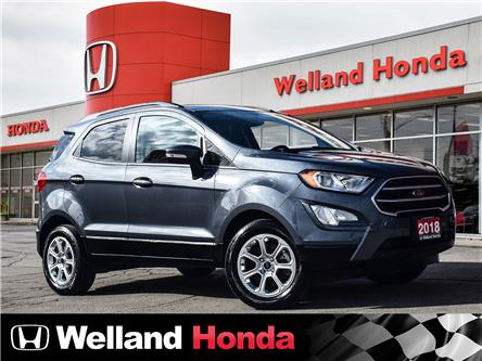 2018 Ford EcoSport SE (Stk: U6771) in Welland - Image 1 of 23
