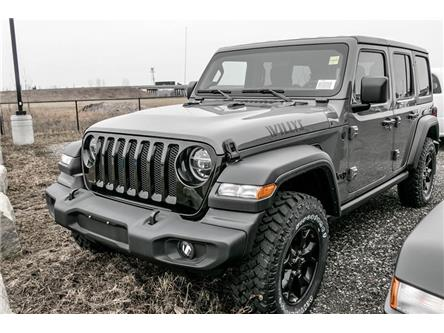 2020 Jeep Wrangler Unlimited Sport (Stk: LC2178) in London - Image 1 of 5